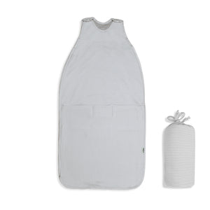 All Seasons Sleeping Bag - Cloud Grey Stripe