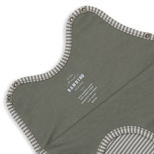 Load image into Gallery viewer, Winter Weight Sleeping Bag - Sage Stripe
