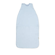 Load image into Gallery viewer, 'Cooler Nights' Sleeping Bag - Sky Blue Stripe