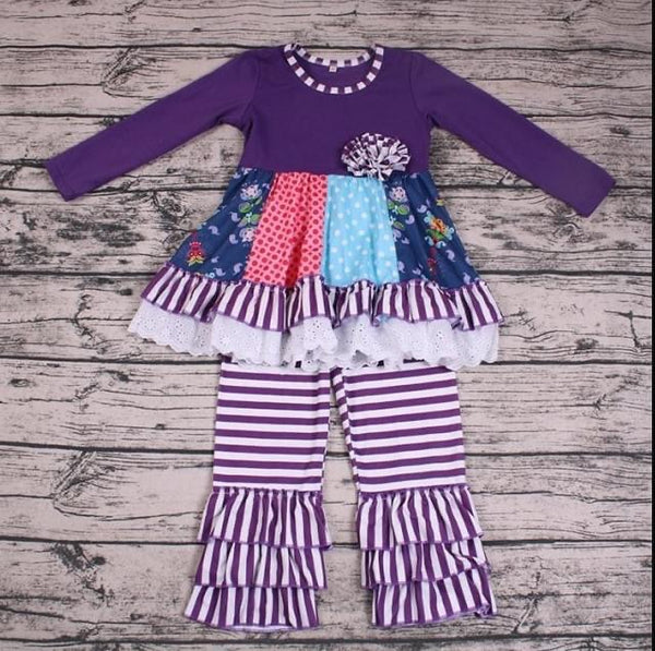 Prissy Purple Princess - Monkey Bars Boutique