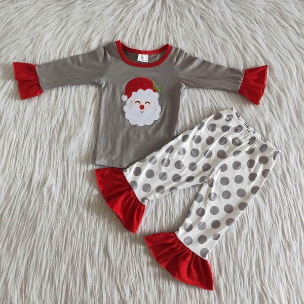 Santa Snuggles - Monkey Bars Boutique