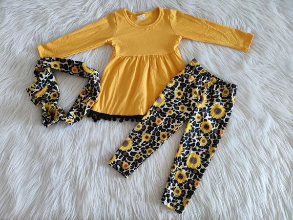 Stop and Smell the Sunflowers - Monkey Bars Boutique