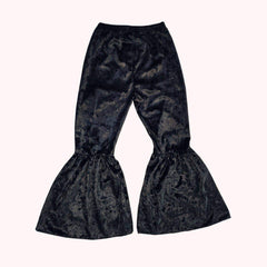 Fit and Flare Pants (SIZE UP) - Monkey Bars Boutique