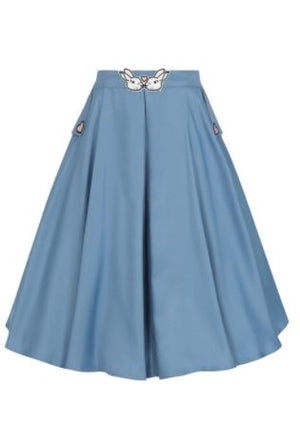 Banned Apparel Peter Rabbit Swing Skirt