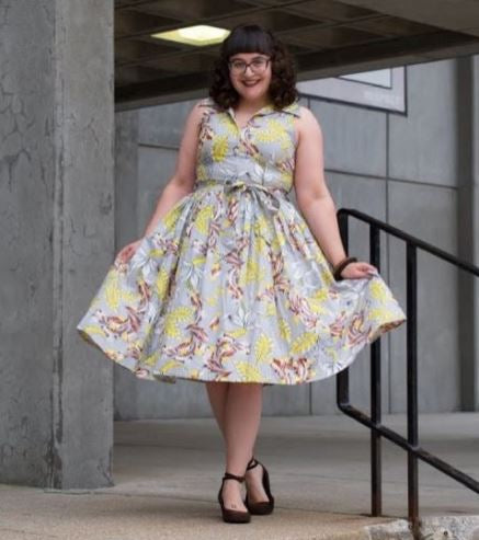 Smitten Kitten Hawaiian Purr Dress