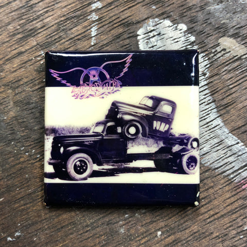 "Aerosmith ""Pump"" Pin '89"