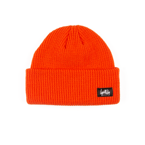 Hunter Orange Watch Cap