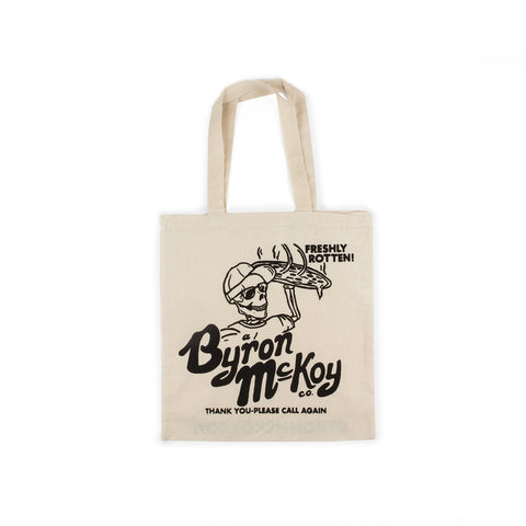 Pizza Box Bag (Black Ink)