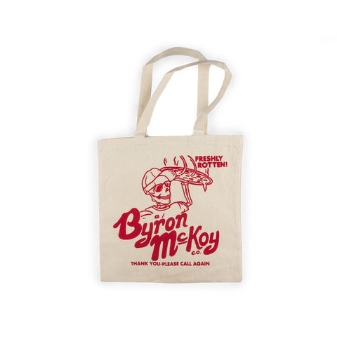 Pizza Box Bag (Red Ink)