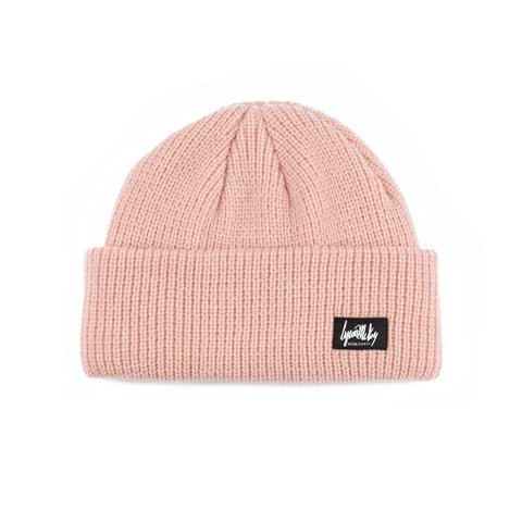 Dusty Pink Watch Cap