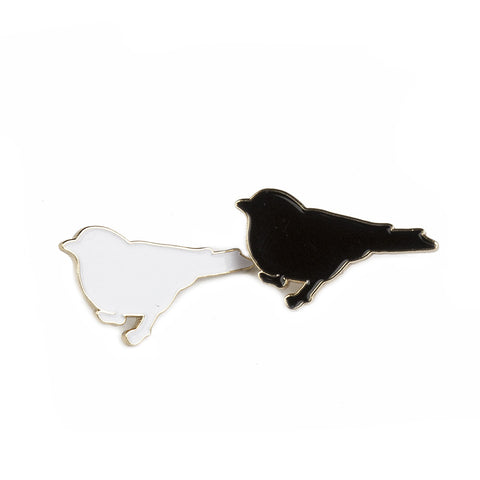 Bird Lapel Pins