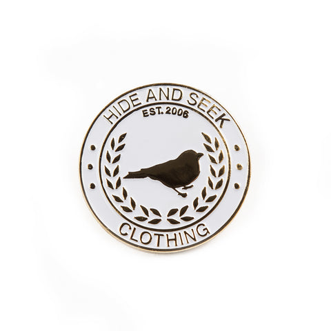 Classic Logo Lapel Pin (10 Year Anniversary Edition)