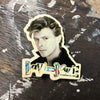 "David Bowie ""Glass Spider"" World Tour Pin '87"