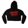 The Other Dynamic Banter Crop Hoodie