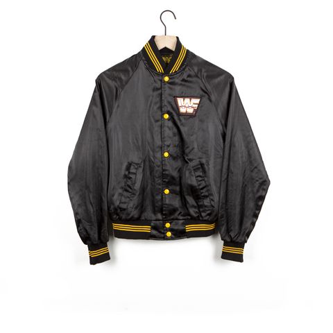 '80s WWF Satin Jacket