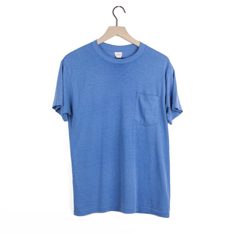 No. 89272 (Blue Kodel 50/50 Pocket T-Shirt)