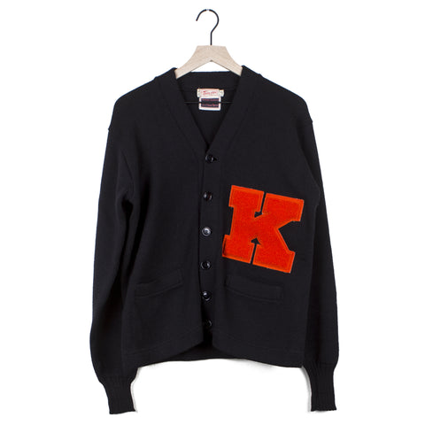 "No. 89344 (""K"" Letterman Cardigan)"