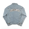 Scaredy-Cat Denim Jacket