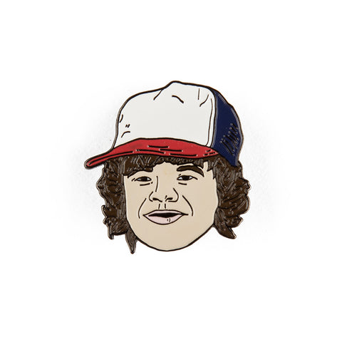 Dustin Enamel Pin