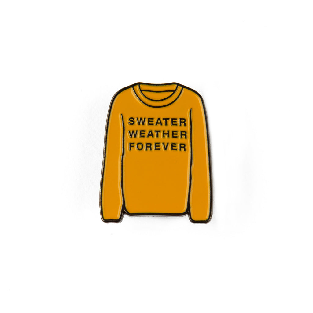 sweater weather