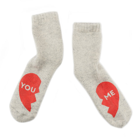 """Us"" Camp Socks"