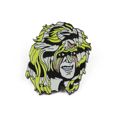 The Warrior Enamel Pin