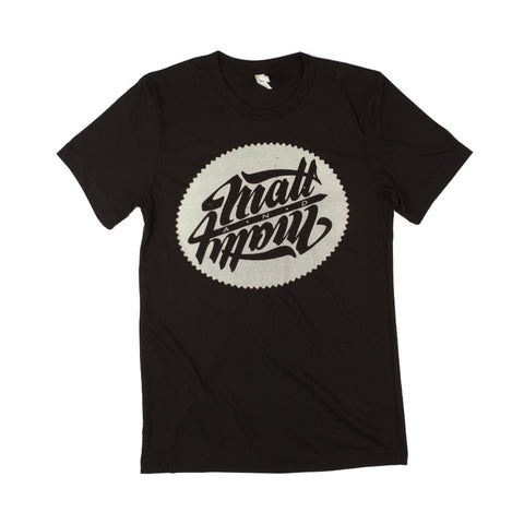 Matt & Matty Logo Tee