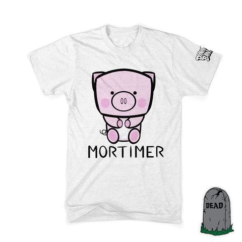 The Mortimer Shirt (Tri-White)
