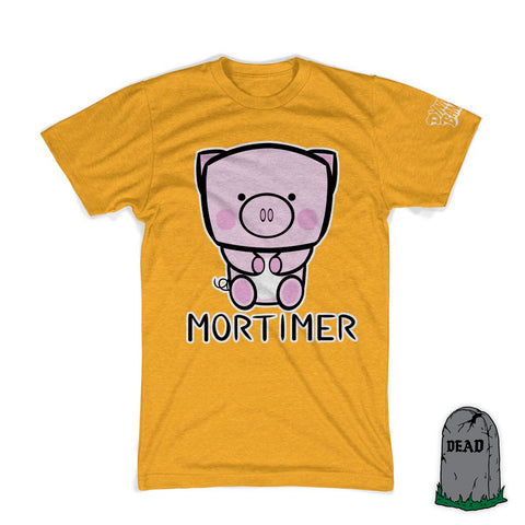 The Mortimer Shirt (Tri-Gold)