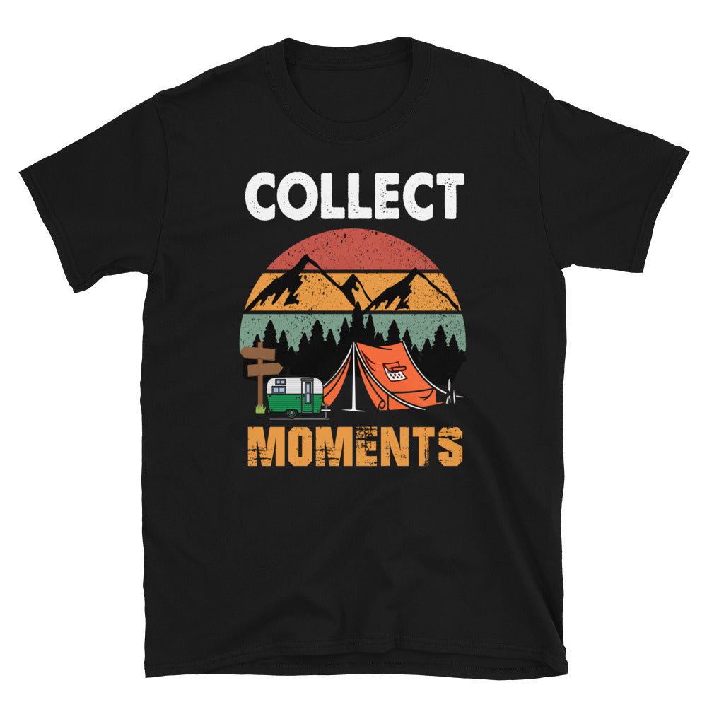 Collect Moments Short-Sleeve Unisex T-Shirt