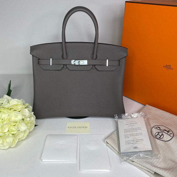 The Holy Grail of Bags…..a Hermes Birkin