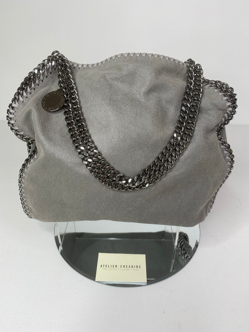 Stella McCartney Falabella (medium) Tote in Grey