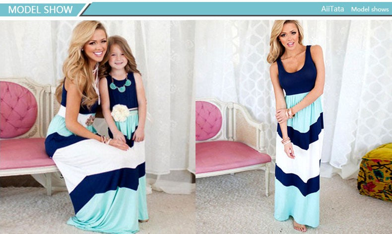 Mother Daughter Dress Style 1