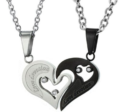 Love Devotion Necklace Set