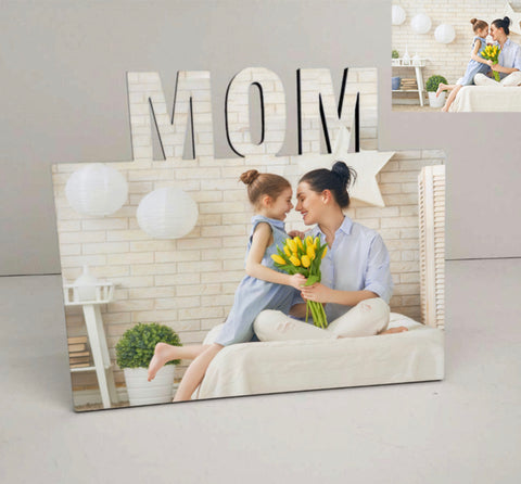 "Custom ""Mom"" Frame"