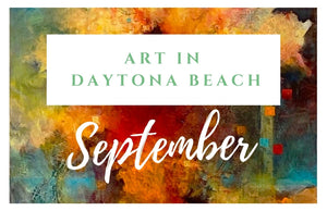Art in Daytona Beach - September 2020