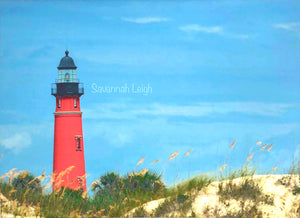 Ponce Inlet Lighthouse – Limited Ed. 3/200