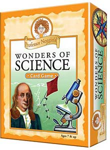 Professor Noggin's: Wonders of Science