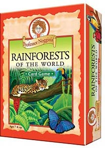 Professor Noggin's: Rainforests of the World