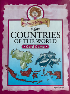 Professor Noggin's: More Countries of the World