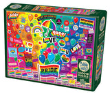 Cobble Hill Puzzle: Pride 1000 pieces