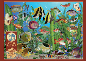 Cobble Hill Puzzle : Aquarium