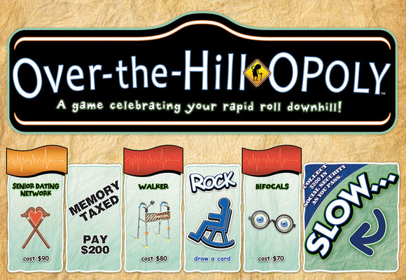Over-the-Hill Opoly