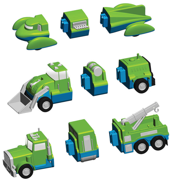 Mix or Match Vehicles 4