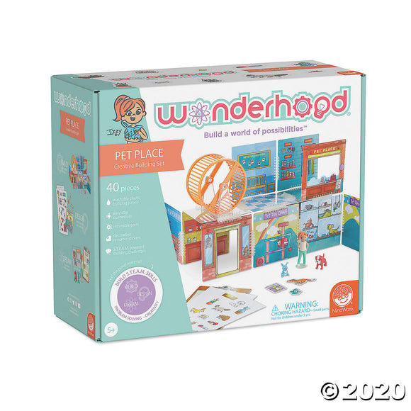 Wonderhood: Pet Place