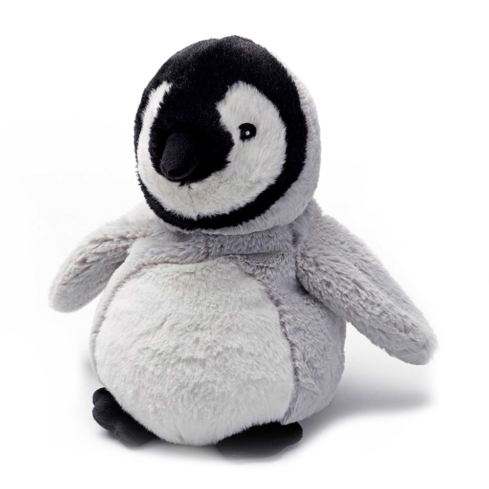 Warmies® Fully Microwaveable Plush Toy Baby Penguin, Heatable Soft Cuddly Teddy With Relaxing Lavender Scent