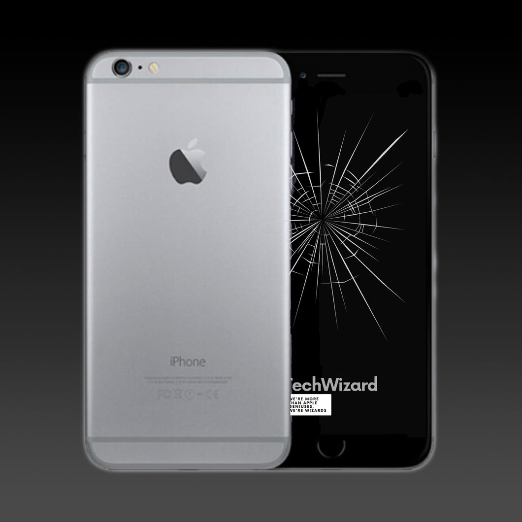 iPhone 6 Screen Repair, Manchester & Stockport Apple Repairs