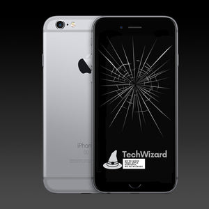iPhone 6S Screen Repair, Manchester & Stockport Apple Repairs