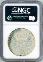 1753MO MF Mexico 8R NGC MS61
