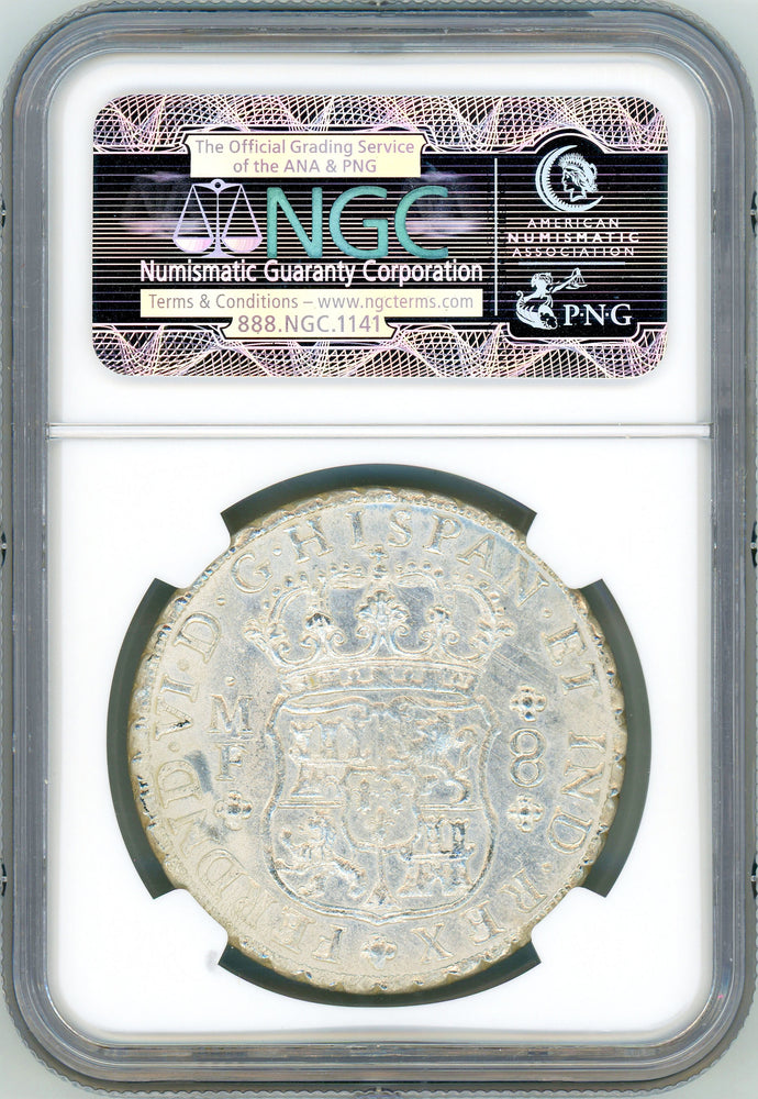 1754MO MF MEXICO 8R KM 104.1 NGC MS61